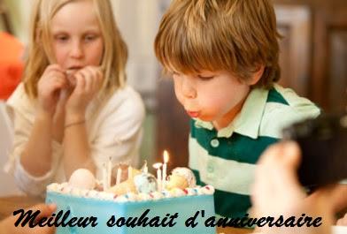 121 texte2Banniversaire - MEILLEUR SOUHAIT D'ANNIVERSAIRE