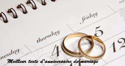 125 texte2Banniversaire - MEILLEUR TEXTE D'ANNIVERSAIRE DE MARIAGE