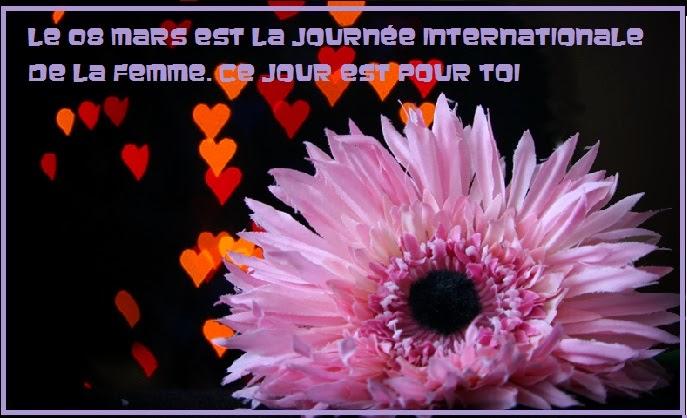 127 texteanniversaire - TEXTE POUR LA JOURNEE INTERNATIONALE DE LA FEMME