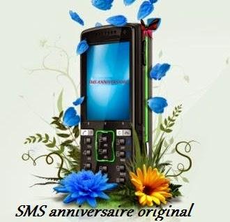12 texteanniversaire - SMS ANNIVERSAIRE ORIGINAL