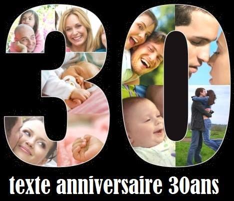 135 texteanniversaire - CARTE ANNIVERSAIRE AMI 30 ANS