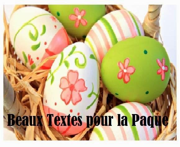 148 texteanniversaire - BEAUX TEXTES POUR LA PAQUES