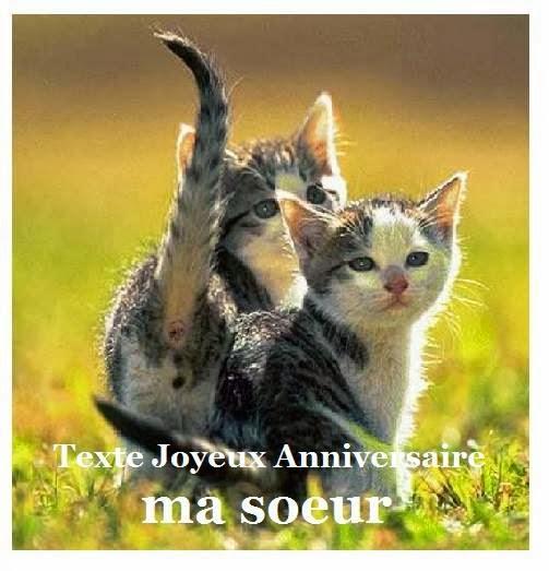 Texte Joyeux Anniversaire Ma Soeur Texte Message Et Poème
