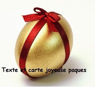 180 texteanniversaire - CARTE ET TEXTE JOYEUSE PAQUES