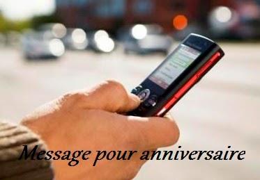 18 texteanniversaire - MESSAGE POUR ANNIVERSAIRE