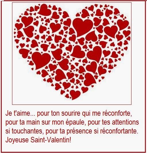 218 texteanniversaire - CARTE ET TEXTE POUR LA SAINT VALENTIN