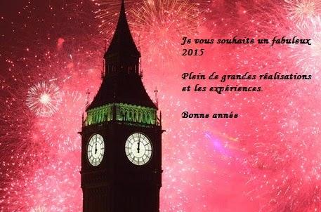 223 texte2Banniversaire - CARTE BONNE ANNEE LONDON