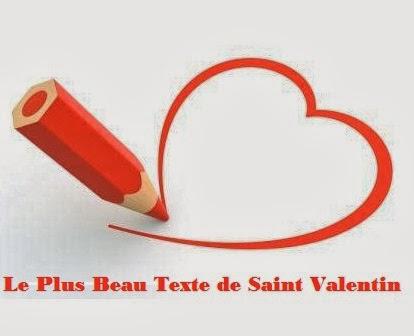 223 texteanniversaire - LE PLUS BEAU TEXTE DE SAINT VALENTIN