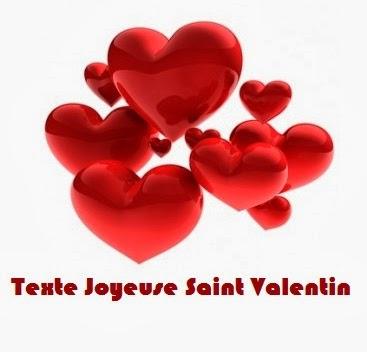 226 texteanniversaire - TEXTE JOYEUSE SAINT VALENTIN