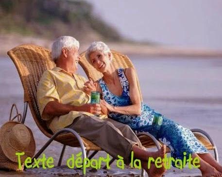 22 texteanniversaire - TEXTE DEPART A LA RETRAITE