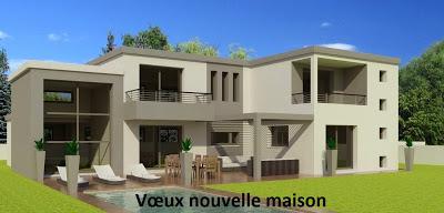 256 texteanniversaire - VOEUX NOUVELLE MAISON