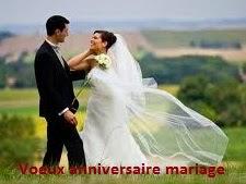 257 texteanniversaire - VOEUX ANNIVERSAIRE MARIAGE