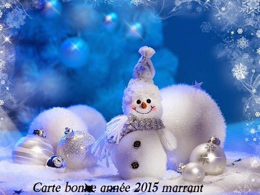 261 texte2Banniversaire - CARTE BONNE ANNEE 2020 MARRANT
