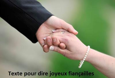 26 texte2Banniversaire - TEXTE POUR DIRE JOYEUX FIANCAILLES