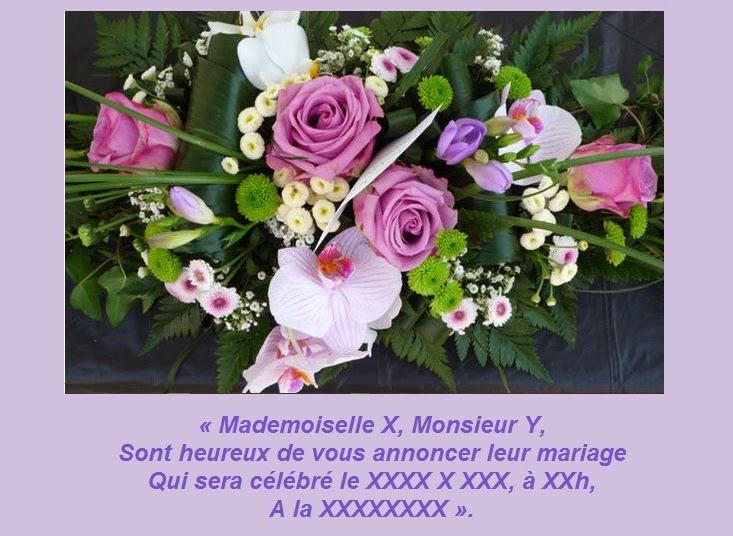 275 texteanniversaire - CARTE ET TEXTE INVITATION MARIAGE