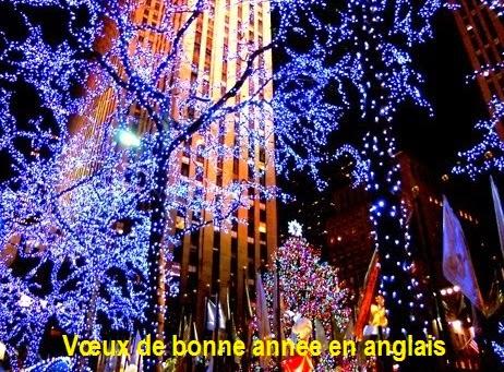279 texte2Banniversaire - VOEUX DE BONNE ANNEE EN ANGLAIS