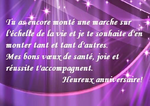 287 texteanniversaire - TEXTE D'ANNIVERSAIRE ORIGINAL POUR SOEUR