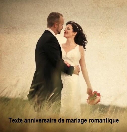 289 texte2Banniversaire - TEXTE ANNIVERSAIRE DE MARIAGE ROMANTIQUE