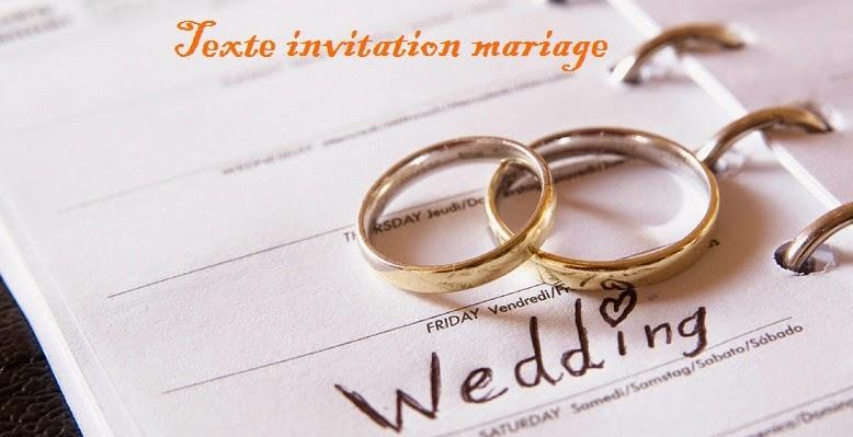 295 texte2Banniversaire - TEXTE INVITATION MARIAGE
