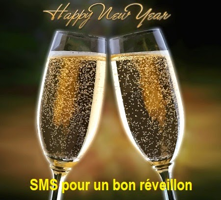 296 texte2Banniversaire - SMS POUR UN BON REVEILLON