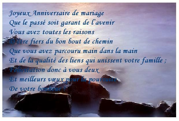 Texte Anniversaire De Mariage Dun Ami Texte Message Et