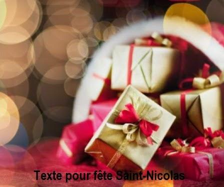 303 texte2Banniversaire - TEXTE POUR FETE SAINT NICOLAS