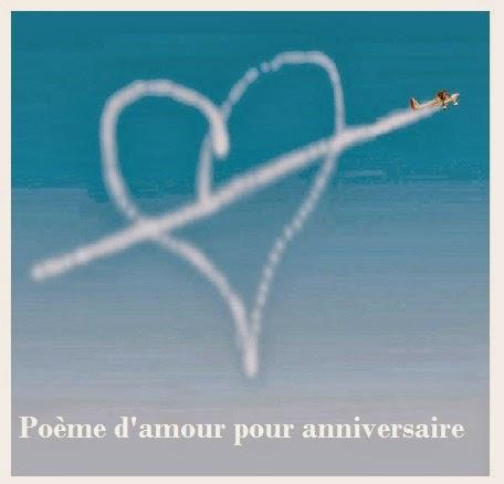 305 texteanniversaire - POEME D'AMOUR POUR ANNIVERSAIRE