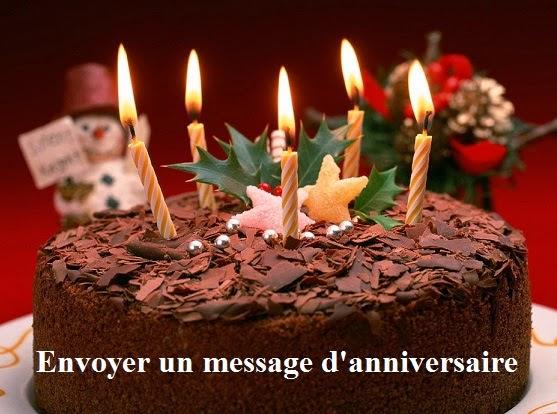 318 texte2Banniversaire - ENVOYER UN MESSAGE D'ANNIVERSAIRE