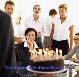 322 texte2Banniversaire - TEXTE D'ANNIVERSAIRE D'UN COLLEGUE DU TRAVAIL