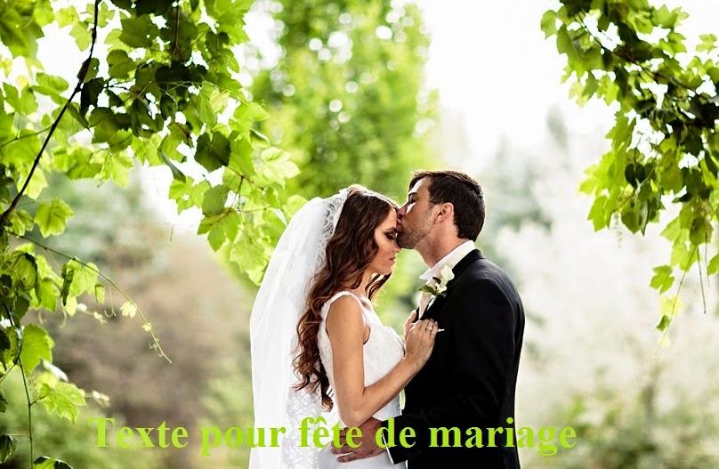 323 texte2Banniversaire - TEXTE POUR FETE DE MARIAGE