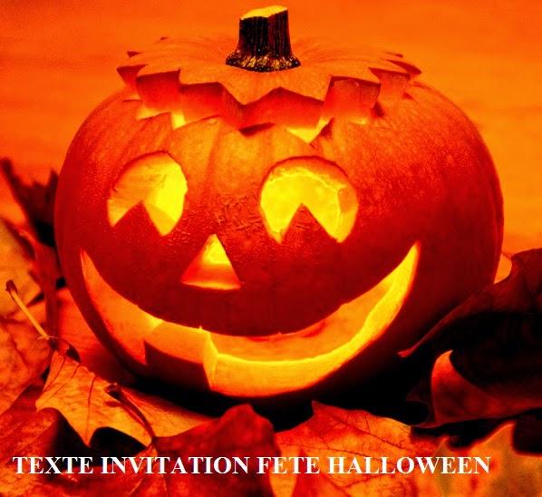327 texte2Banniversaire - TEXTE INVITATION FETE HALLOWEEN