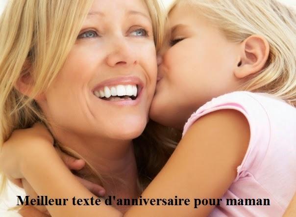 328 texte2Banniversaire - MEILLEUR TEXTE D'ANNIVERSAIRE POUR MAMAN