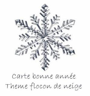334 texteanniversaire - CARTE BONNE ANNEE THEME FLACON DE NEIGE