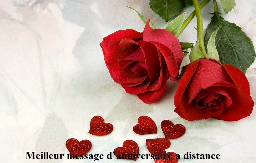 Meilleur Message Danniversaire A Distance Texte Message