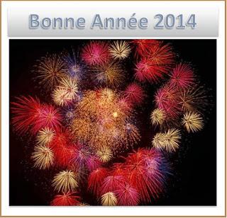 351 texteanniversaire - CARTE BONNE ANNEE THEME FEUX ARTIFICE