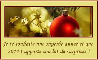 358 texteanniversaire - BONNE ANNEE THEME BOULE DE NOEL