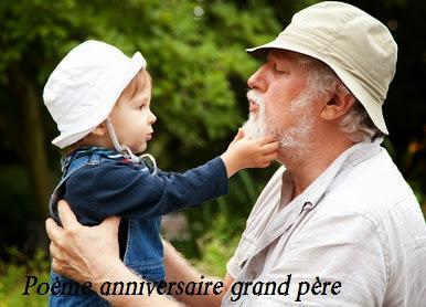 Poeme Anniversaire Grand Pere Texte Message Et Poème D