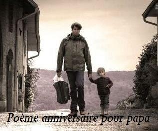 Poeme Anniversaire Pour Papa Texte Message Et Poème D
