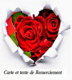 47 texteanniversaire - CARTE ET TEXTE DE REMERCIEMENT