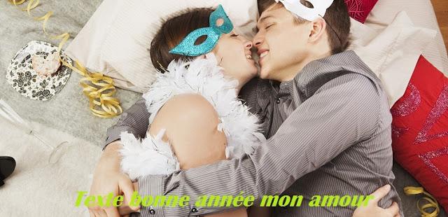 54 texte2Banniversaire - TEXTE BONNE ANNEE MON AMOUR