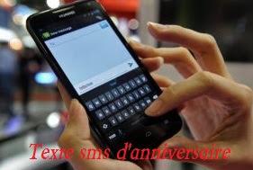 661 texteanniversaire - TEXTE SMS ANNIVERSAIRE