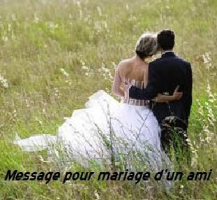 68 texteanniversaire - MESSAGE POUR MARIAGE D'UN AMI