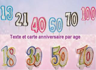 752 texteanniversaire - CARTE ET TEXTE ANNIVERSAIRE 30 ANS