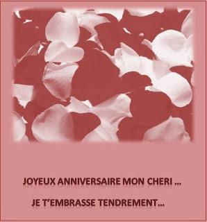796 texteanniversaire - CARTE ANNIVERSAIRE ROMANTIQUE