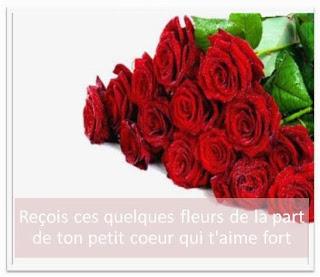 805 texteanniversaire - CARTE ANNIVERSAIRE ROMANTIQUE