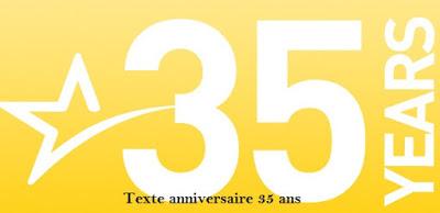 80 texte2Banniversaire - TEXTE ANNIVERSAIRE 35 ANS