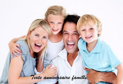 99 texte2Banniversaire - TEXTE ANNIVERSAIRE FAMILLE