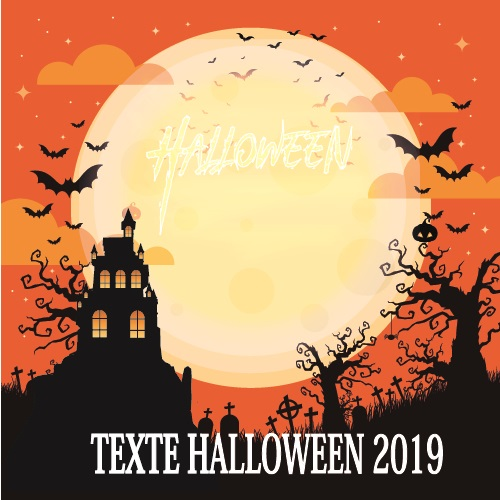sms hallowen - Top des messages d'Halloween