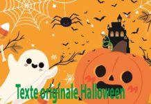 Texte originale Halloween