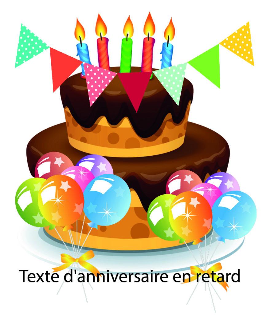 texte danniversaire 7 853x1024 - Texte d'anniversaire en retard